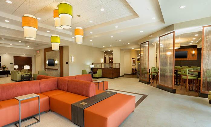 Drury Inn & Suites Mt. Vernon - Lobby