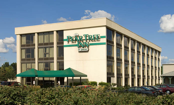 Pear Tree Inn Terra Haute Exterior