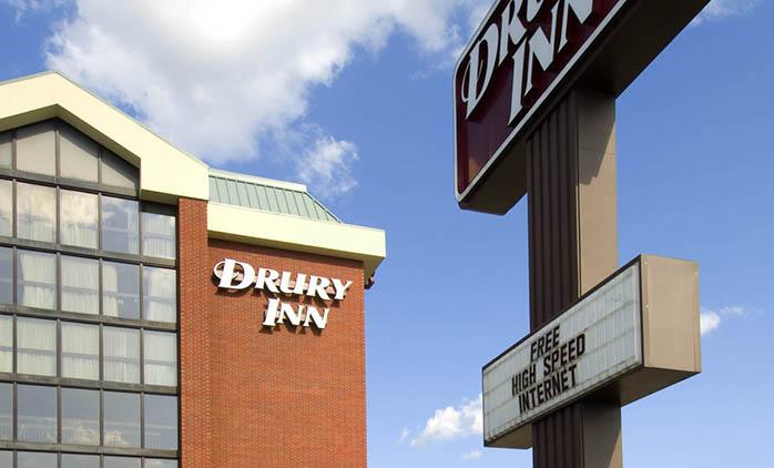 Drury Inn & Suites Terre Haute - Hotel Exterior
