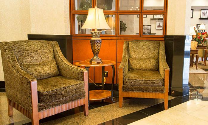 Drury Inn & Suites Northeast Indianapolis - Lobby