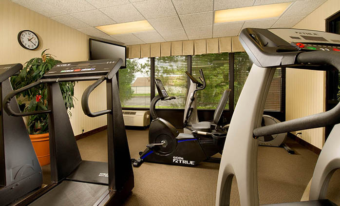 Drury Inn & Suites Overland Park - Fitness Center