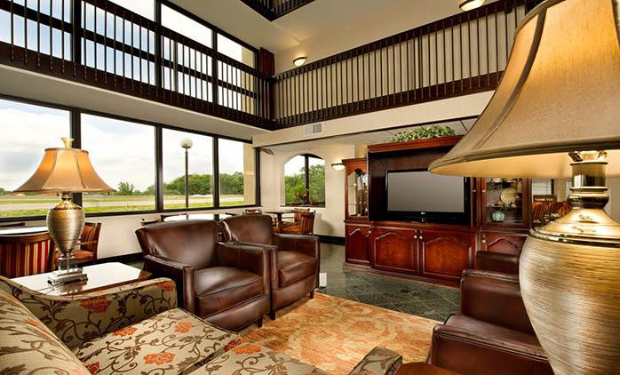 Drury Inn & Suites Overland Park - Lobby