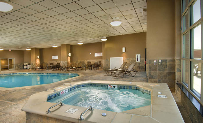 Drury Plaza Hotel Broadview Wichita - Indoor/Outdoor Pool