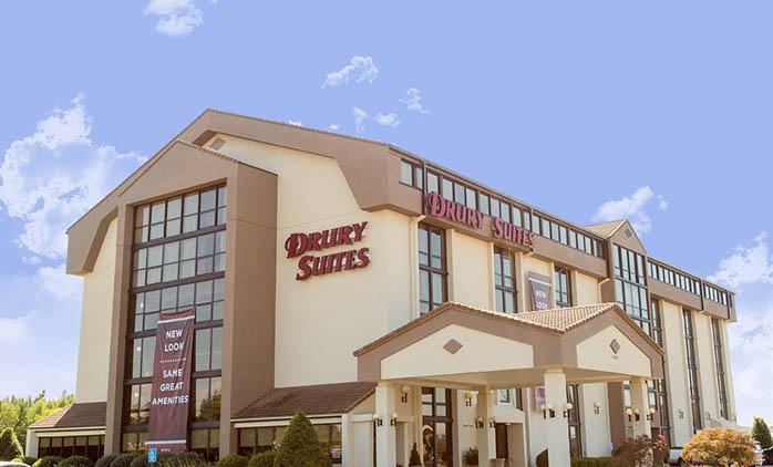 Drury Inn Suites Paducah Hotel Exterior