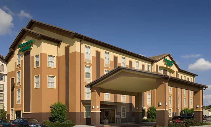 Pear Tree Inn Lafayette - Hotel Exterior