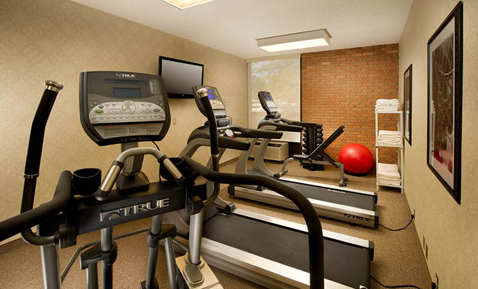 Drury Inn & Suites Frankenmuth - Fitness Center