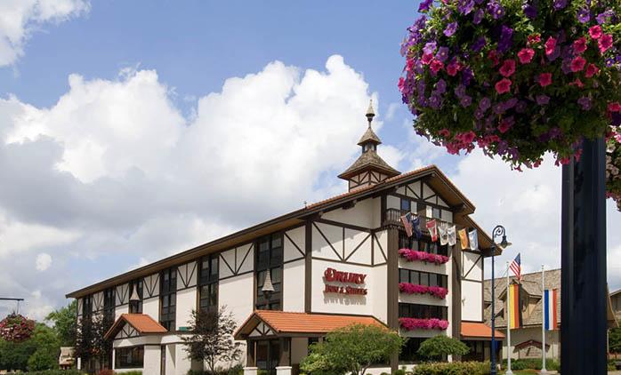 Drury Inn & Suites Frankenmuth - Hotel Exterior