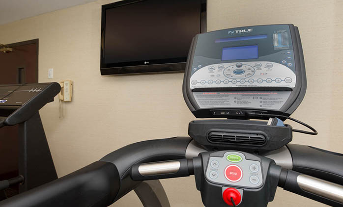 Drury Inn & Suites Cape Girardeau - Fitness Center