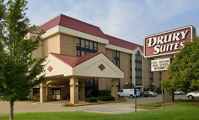 Hotels Cape Girardeau Missouri Rouydadnews Info