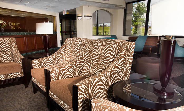 Drury Inn & Suites Cape Girardeau - Lobby