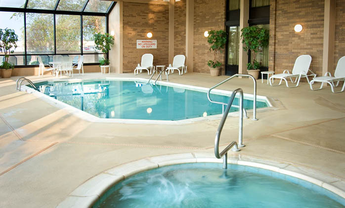 Drury Inn & Suites Cape Girardeau - Indoor Pool