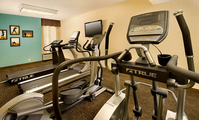 Drury Inn & Suites St. Louis St. Peters - Fitness Center