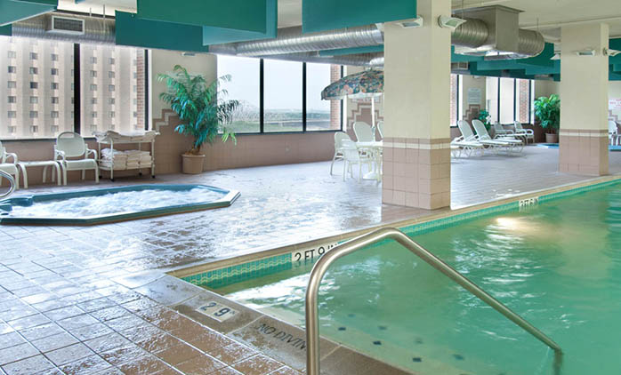Drury Plaza Hotel at the Arch St. Louis - Indoor Pool