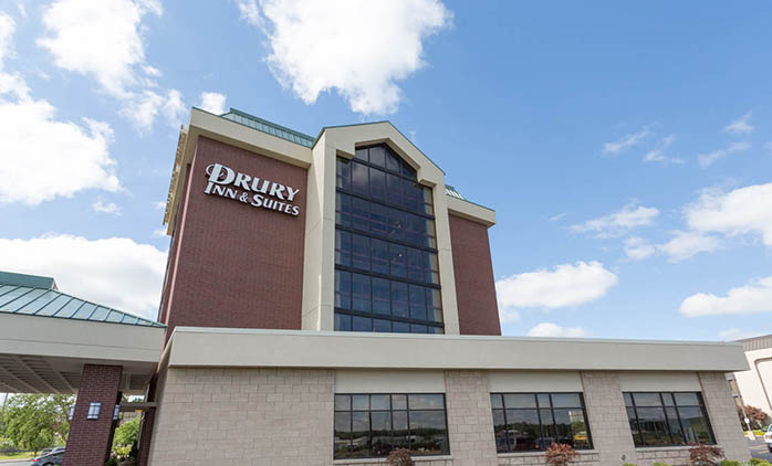 Drury Inn Suites Southwest St Louis Hotel Exterior