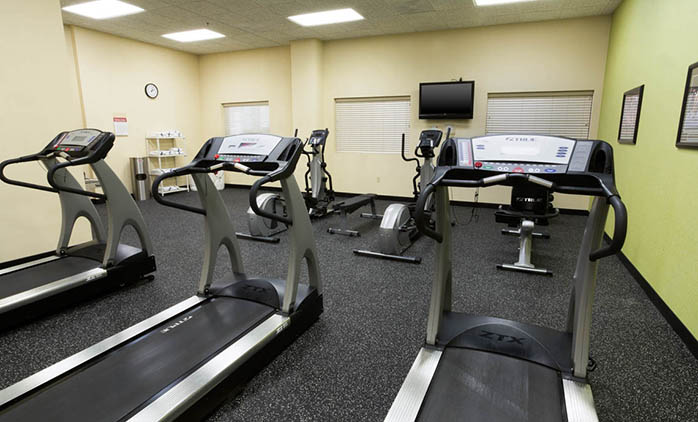 Drury Inn & Suites St. Louis near Forest Park - Fitness Center