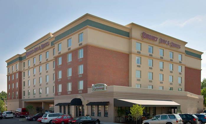 Drury Inn & Suites St. Louis near Forest Park - Hotel Exterior