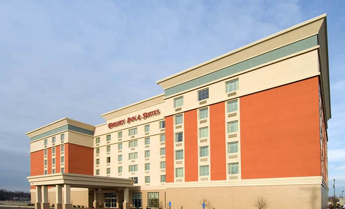 Drury Inn & Suites St. Louis Arnold - Hotel Exterior