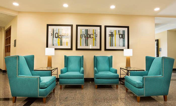 Drury Inn & Suites St. Louis Brentwood - Lobby