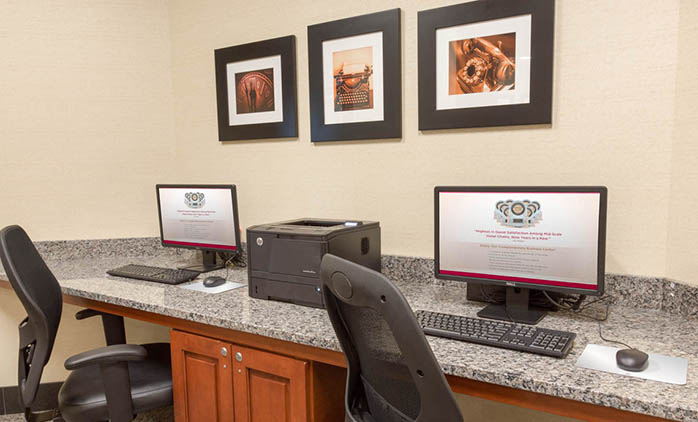Drury Inn & Suites St. Louis Brentwood - Business Center