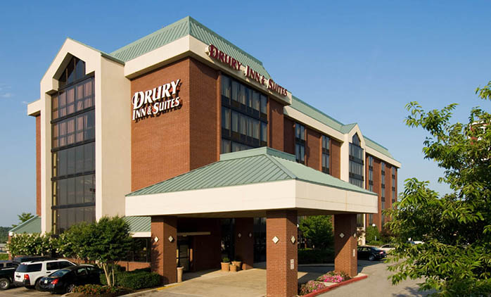 Drury Inn & Suites South Memphis - Hotel Exterior