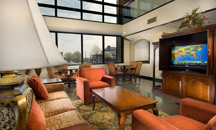 Drury Inn & Suites South Memphis - Lobby