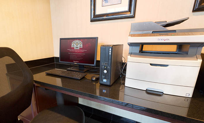 Drury Inn & Suites South Memphis - Business Center