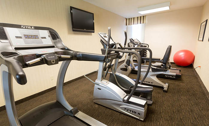 Drury Inn & Suites South Memphis - Fitness Center