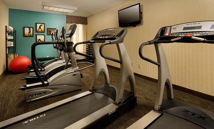 Drury Inn & Suites Jackson - Fitness Center