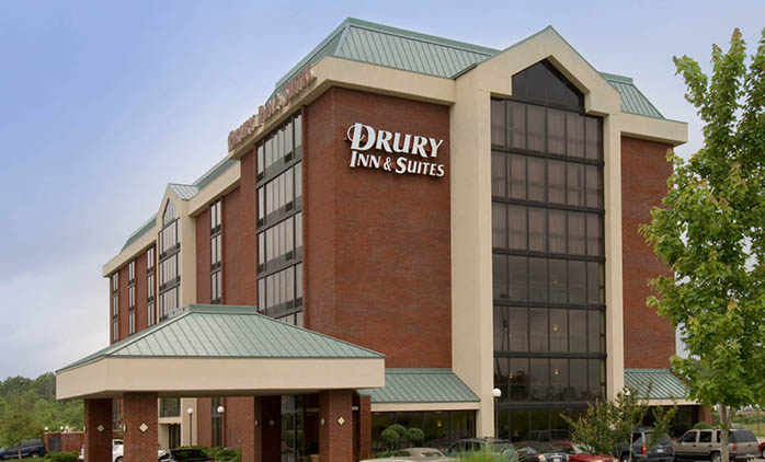Drury Inn & Suites Jackson - Hotel Exterior
