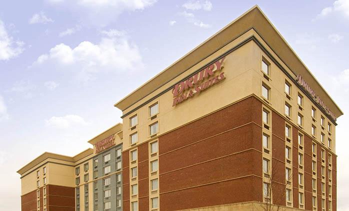 Drury Inn & Suites Meridian - Hotel Exterior