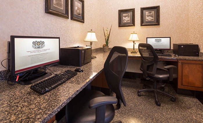 Drury Inn & Suites Meridian - Business Center