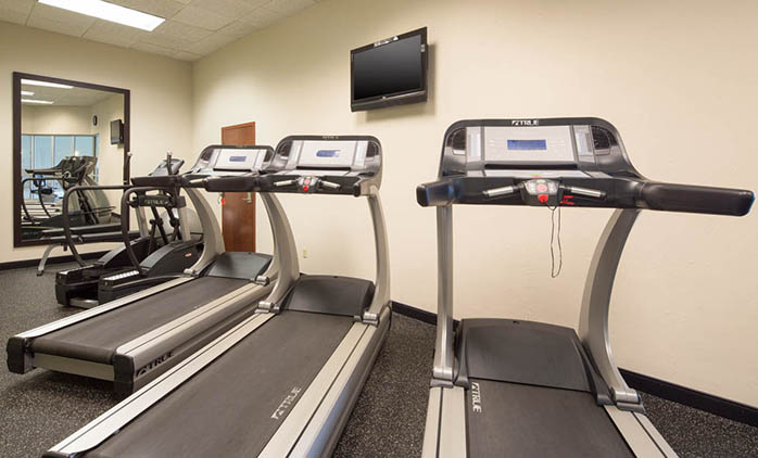Drury Inn & Suites Meridian - Fitness Center