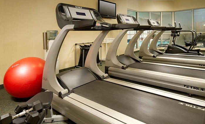 Drury Inn & Suites Northlake - Fitness Center