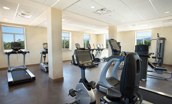 Drury Plaza Hotel in Santa Fe - Fitness Center