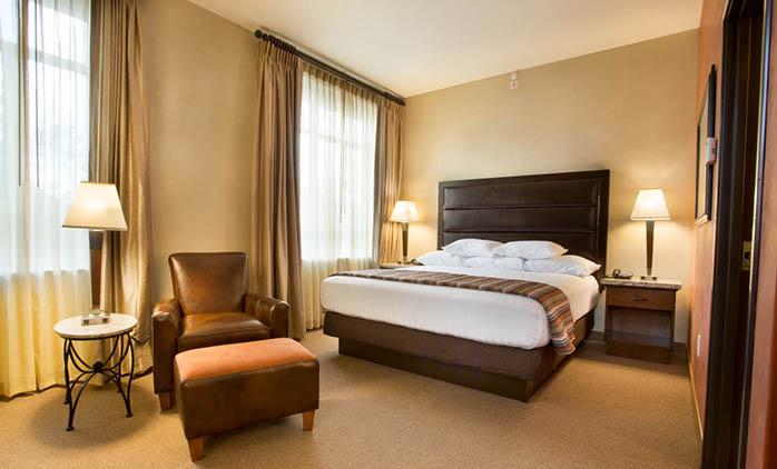 Drury Plaza Hotel in Santa Fe - Deluxe King Room
