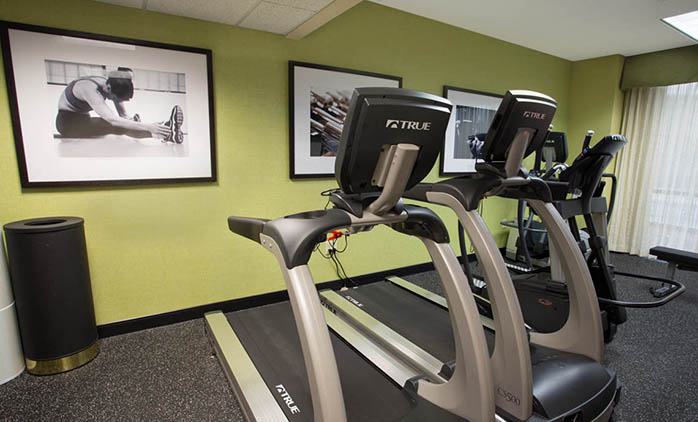 Drury Inn & Suites Convention Center Columbus - Fitness Center
