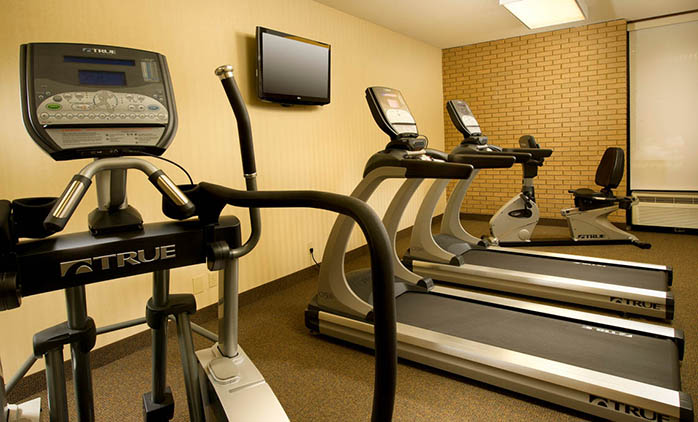 Drury Inn & Suites Northwest Columbus - Fitness Center