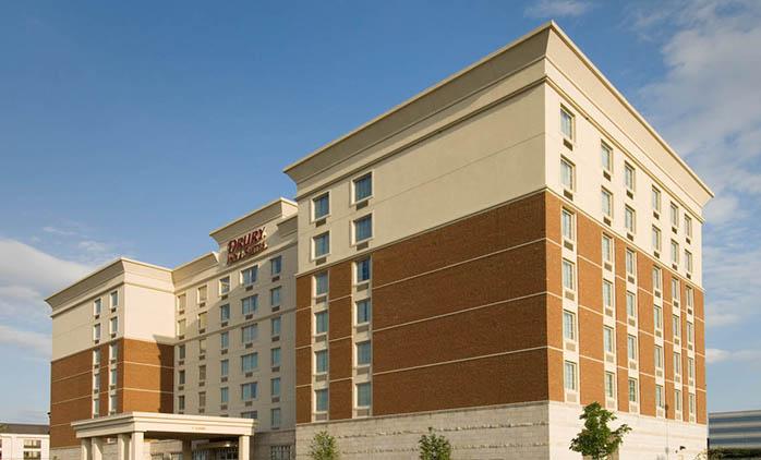 Drury Inn & Suites Cincinnati Sharonville - Exterior