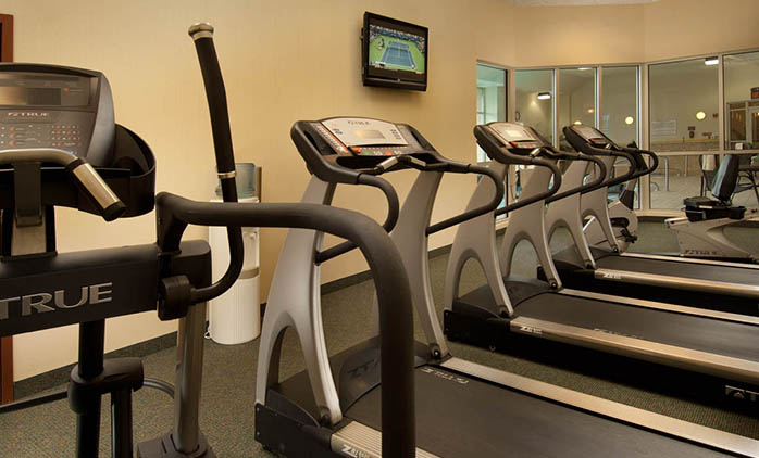 Drury Inn & Suites Findlay - Fitness Center