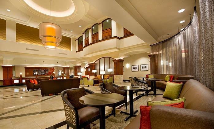 Drury Plaza Hotel Nashville Franklin - Lobby
