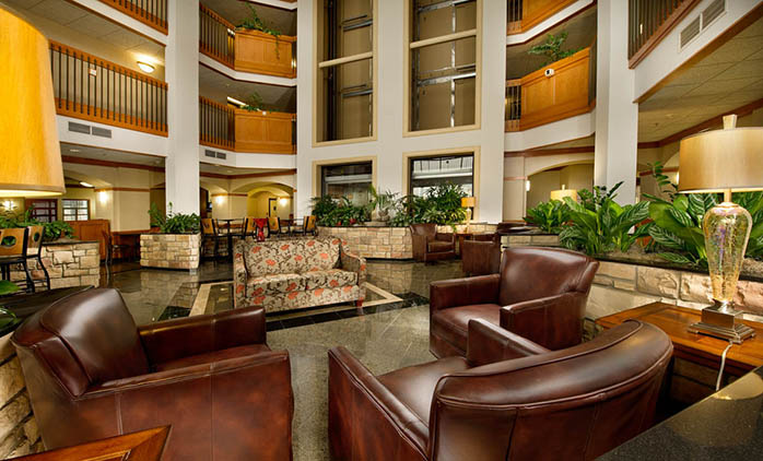Drury Inn & Suites Northwest Medical Center San Antonio - Lobby