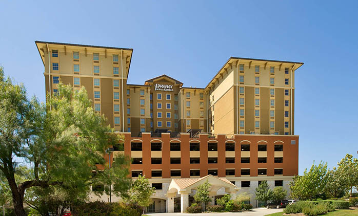 Drury Inn Suites Near La Cantera Parkway San Antonio Hotel Exterior
