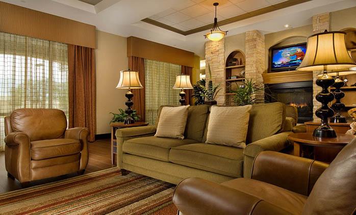Drury Inn & Suites Near La Cantera Parkway San Antonio - Lobby