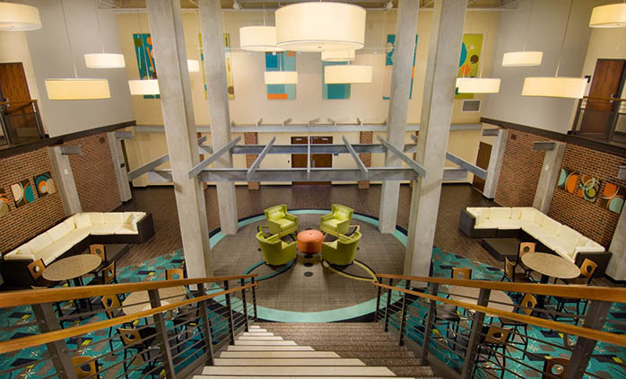 Drury Plaza Hotel North San Antonio - Lobby