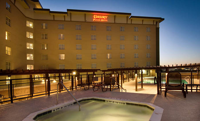 Drury Plaza Hotel North San Antonio - Outdoor Pool