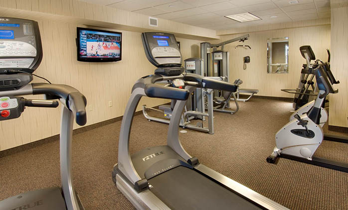 Drury Plaza Hotel North San Antonio - Fitness Center