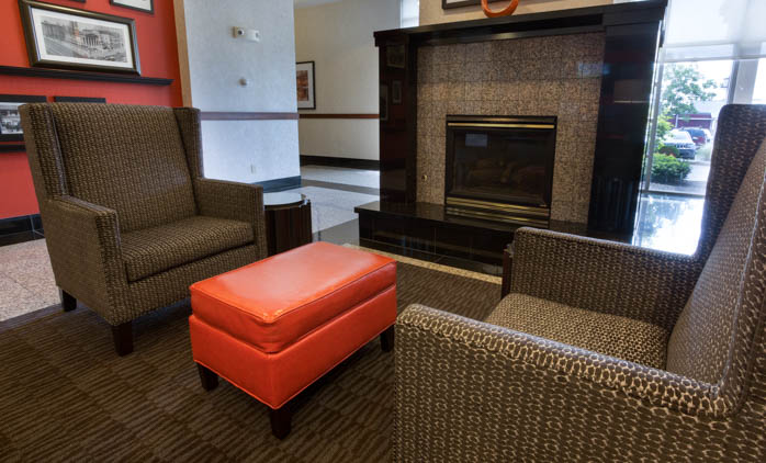 Drury Inn & Suites North Dayton - Lobby