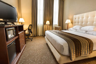 Drury Inn & Suites New Orleans - Deluxe King Room