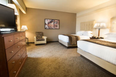 Drury Inn & Suites New Orleans - Deluxe Queen Room