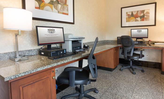 Drury Inn & Suites Montgomery - Business Center